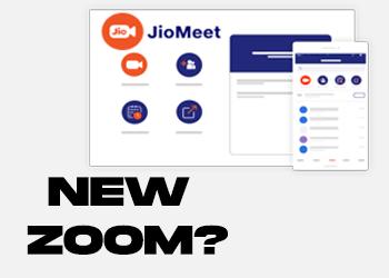 JioMeet A Zoom Copy?