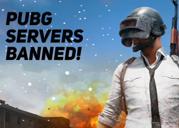 PUBG Mobile Banned!